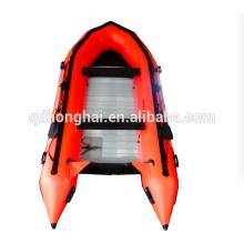 Vente chaude haute qualité gonflable bateau/bateau gonflable rigide