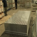 Cost Of Aluminium Diamond Plate Stock For Sale