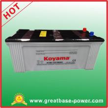 Baterías de carga seca para automóviles y camiones