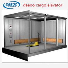 1000-5000kg Machine Room Cheap Electric Goods Elevator