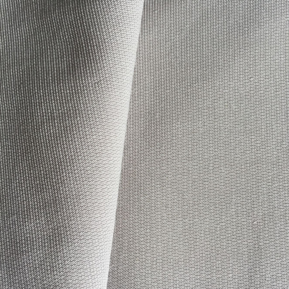Cotton viscose knitted french terry fabric fleece terry