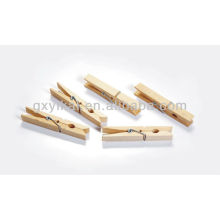Ensemble de pince en bois 24pcs brich