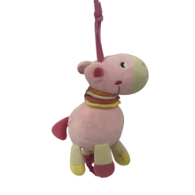 Plush Horse Toy With Musical