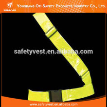 personal design safety belt reflective PVC