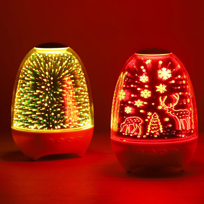 Big Bluetooth Speakers With Lights
