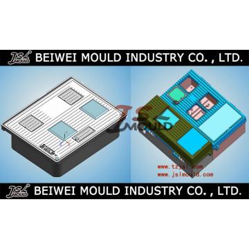 Molde de compresión de caja de medidor eléctrico SMC