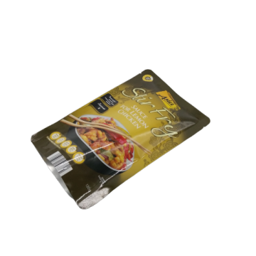Custom Laminated Plastic Retort Pouches För Food Packaging