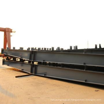Edifício pré-fabricado de aço leve profissional