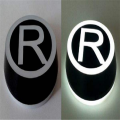 Custom LED Embbeded Small Acylic Plastic Letters