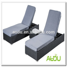 Portable polish barato chaise lounge sofá-cama