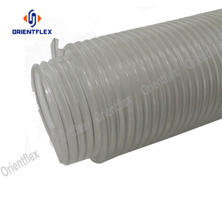 Pvc Steel Wire Duct Hose 9