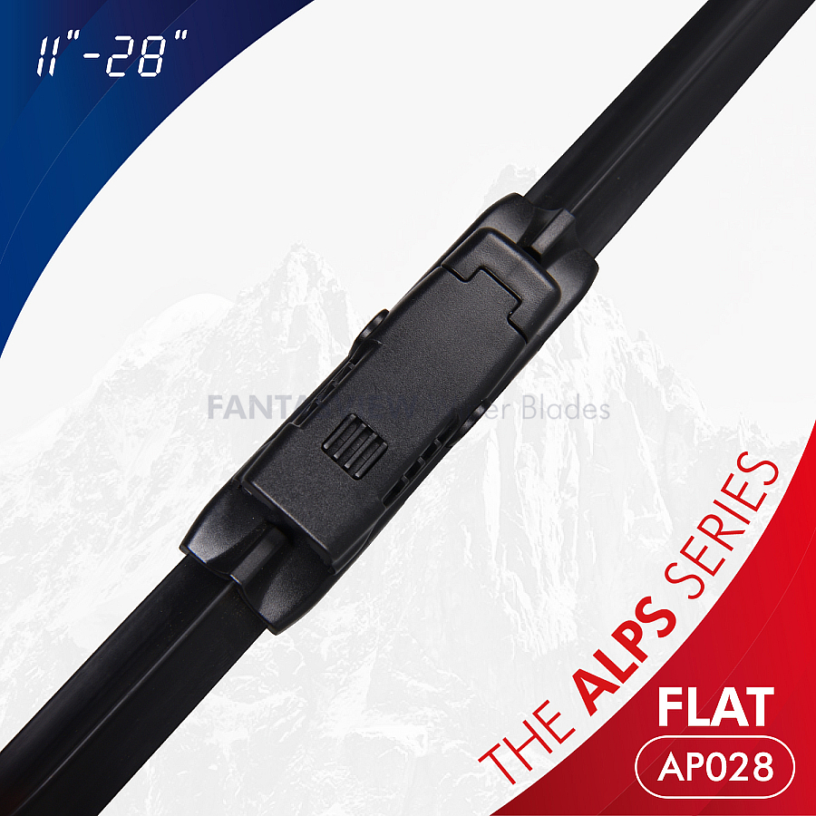The Alps Series Multi-Function Flex Wiper Blades
