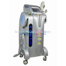 Máquina de depilação de cabelo e laser