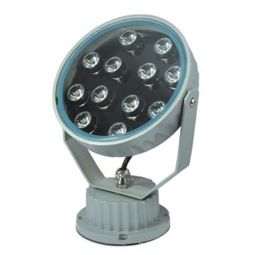 Lumière décorative imperméable à LED pour jardin 12w Lampe d'éclairage à inondation RVB IP65