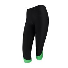 Ropa de gimnasia de compresión para mujeres Ropa de running Leggings Capri Pants Shorts Medias