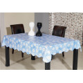 2016 Hot Sale White PVC Printed Tablecloth for Home/Party/Outdoor