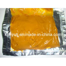 Yellow Peach Puree Concentrate with High Quality