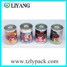 Papel de impresión de transferencia caliente / lámina caliente para productos de plástico