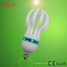 Цветок лотоса форму энергосберегающие лампы (LWLF004)