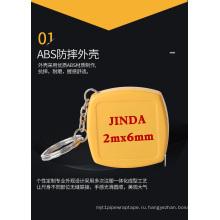 Рекламная миниатюрная рулетка с вашим логотипом