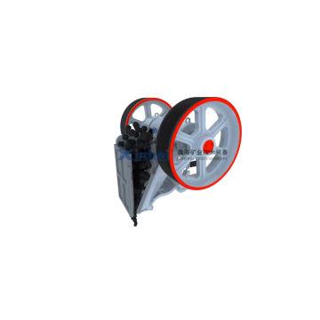 alta eficiência pequeno triturador de mandíbula móvel / britador de mandíbula price