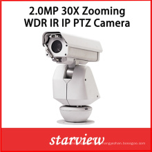 30X 2.0MP WDR IR IP de la red de la cámara PTZ