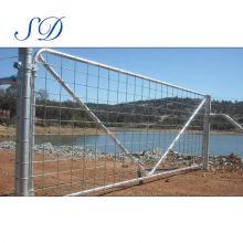 Tamanhos de portão de fazenda agrícola