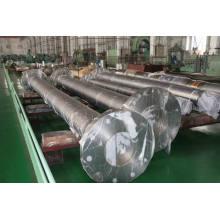 Dia10-1500 mm Carbon Steel Hot Forging Shaft Exporter