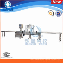 Línea de pesaje automática de alta calidad 2015 o máquina de llenado automática