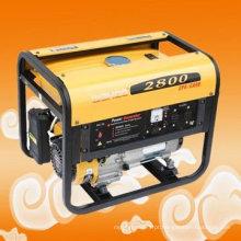 Gerador de poder da gasolina WA2800 CE Uso home quente da venda