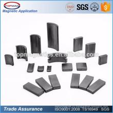 Поставщик alibaba Китай керамический постоянный блок магнит
