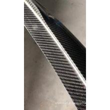 Accessoires automobiles de vente chaude aileron arrière en fibre de carbone