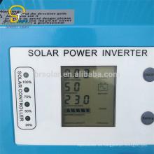 Sistema solar verde de la producción ambiental 25kw con carga del teléfono