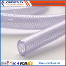 Top Qualität Bunte Anti-Chemische PVC Faserverstärktem Wasserschlauch