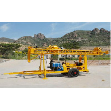 Best Seller Gl-I Trailer Mounted Drilling Rig