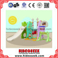 Toddler Indoor Playground Equipment with Slide Ans Swing