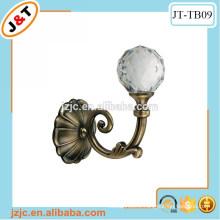 decorative luxurious curtain tiebacks hooks, curtain hooks