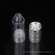 als Zylinder Airless-Flaschen mit Gläsern (NAB18)