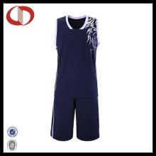Womans Fashion Printing Dry Fit Basketball Uniform