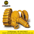 Construction Machinery SD32 Bulldozer Thrust Rollers