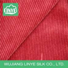 cheap jacquard woven corduroy fabric for covering sofa cushions