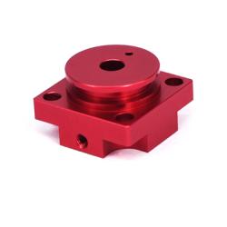 CNC Milling Auto Spare Part machine Parts