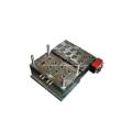 Electrodoméstico para socket estándar de moldeo por inyección