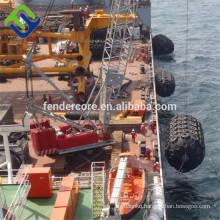 Bunker LNG pneumatic rubber Fender for ship safety