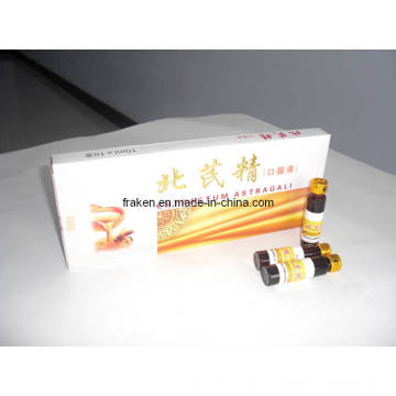 Ginseng Royal Jelly Been Pollen Oral Liquide / Thé vert Ginseng Royal Jelly Oral Liquide / Ginkgo Biloba Ginseng Royal Jelly Oral Liquid