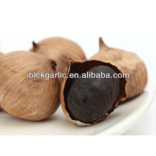 100% pure green food and aged peeled solo black garlic from china 200g/bottle