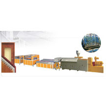 2014 New Products WPC Foam Board Line (WPC Series)