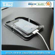 Cargador compatible del teléfono celular del cargador del teléfono de todos los teléfonos, tenedor pegajoso del teléfono celular del cojín del coche