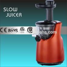 Diseño moderno Tritan Auger Slow Speed System Juicer lento