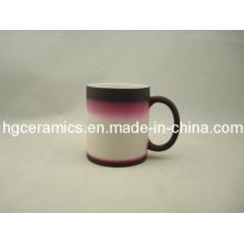 Three -Section Color Change Mug, Color Change Mug